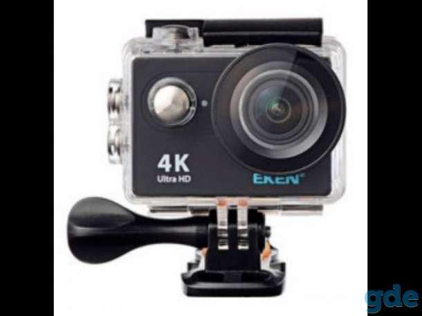 Экшн-камера Sports HD DV 4K Ultra, фотография 1