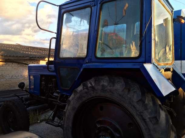 Трактор мтз-80, фотография 4