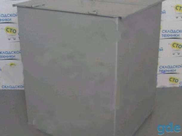 Контейнеры ТБО, фотография 1