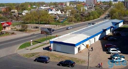 Аренда (Полоцк) Торговый павильон, Октябрьская 77а, фотография 2
