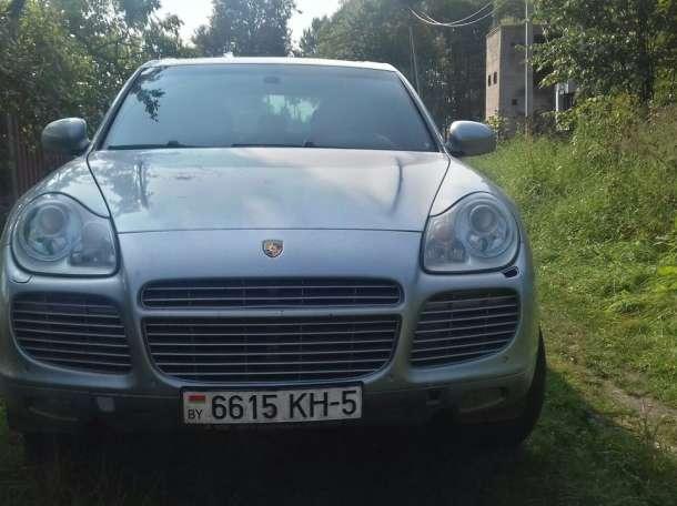 Продам Porsche Cayenne 2004 года, фотография 2