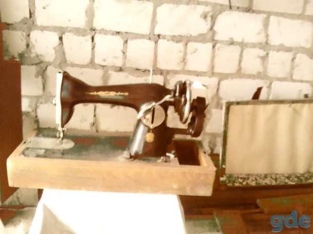 Швейная машинка., фотография 1