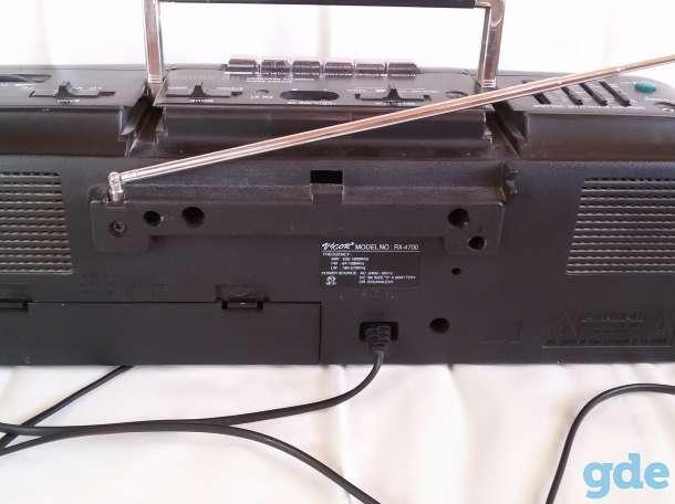 Магнитофон однокассетный VIGOR, б/у, фотография 5