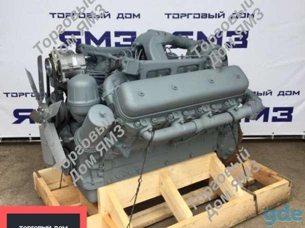 Двигатель ЯМЗ 238НД3 Турбо, фотография 6