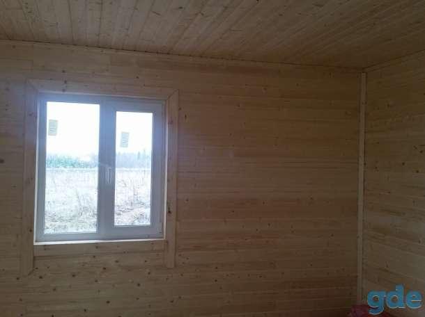Каркасный Дом под ключ 8х10 м проект Галифакс в Кричеве, фотография 8