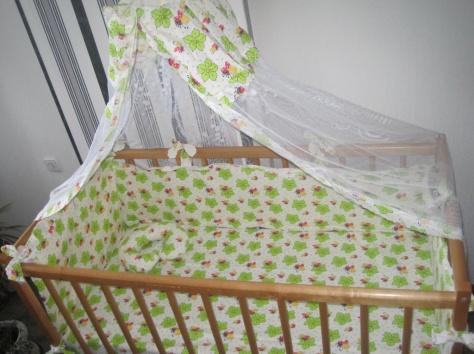 Постельное белье для новорожденных, фотография 1