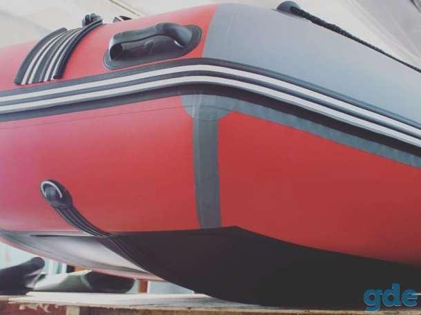 Килевая моторная надувная лодка Т360Р от производителя в Беларуси, фотография 7