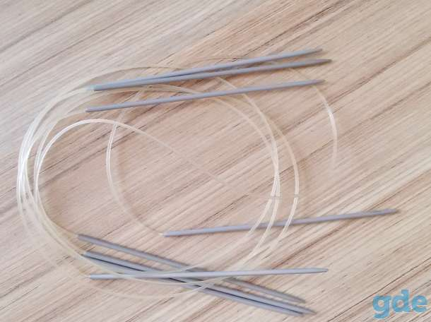 Спицы для вязания, новые, разные, фотография 1
