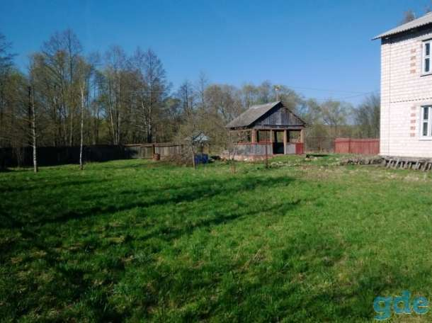 Продается 2-эт. кирпичный дом с шикарным месторасположением в д. Городок, фотография 7