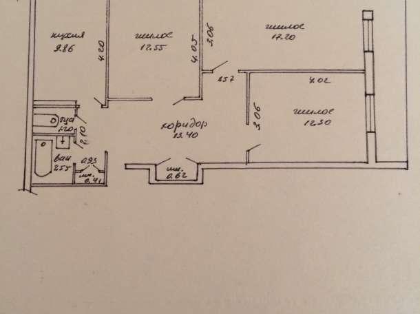 Продам 3-х комнатную квартиру, Могилевской области, фотография 1