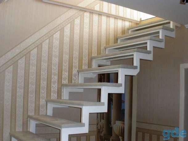 металлический каркас для лестниц Ивацевичи, фотография 6