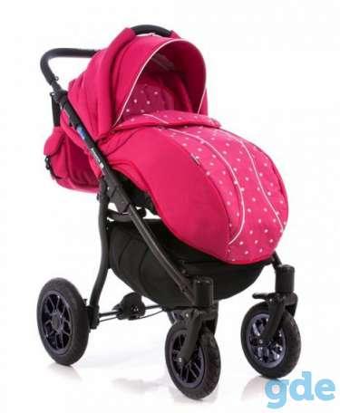 Детская коляска Adamex Jogger 2 в 1, фотография 2