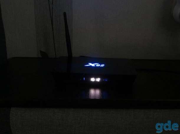 Андроид ТВ приставка X92 Amlogic S912 3/32Gb, фотография 2