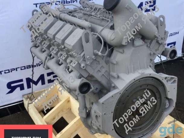 Двигатель ЯМЗ 240БМ, М2, фотография 1