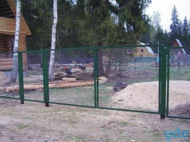 Калитки и ворота от производителя в Дзержинск, фотография 1
