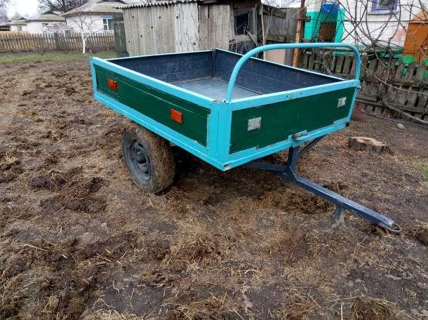 Мини трактор , фотография 2