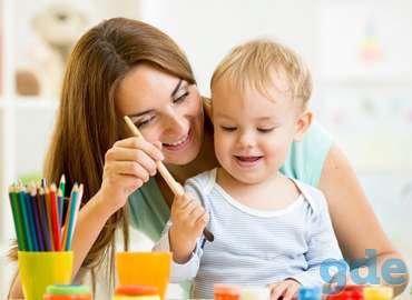 Развивающие занятия с детьми  1,5-4,5 лет в Гомеле, фотография 1