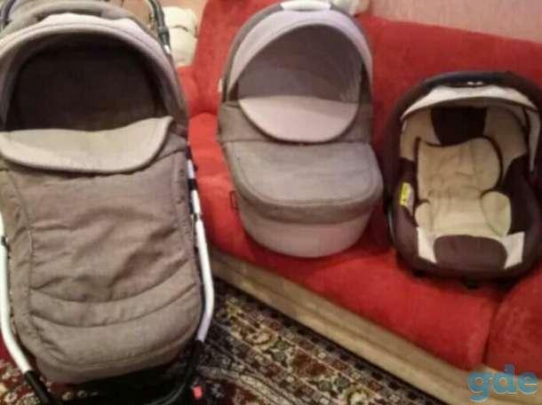 коляска детская, фотография 1
