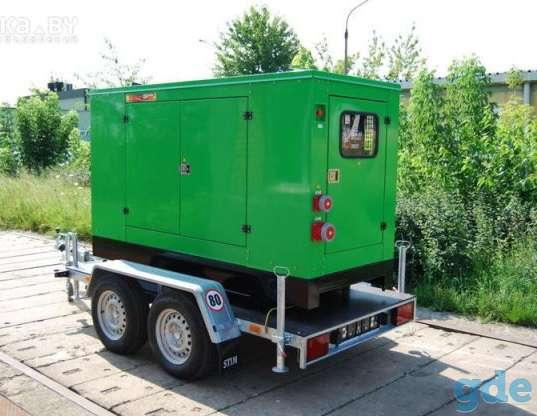Услуги и аренда дизельного генератора, фотография 1