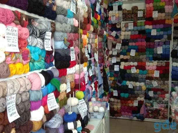 Розничная продажа пряжи и товаров для рукоделия, фотография 4