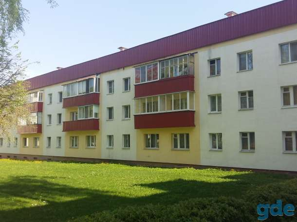 Продам 3-х комнатную квартиру в г. Городок Витебской области, фотография 3