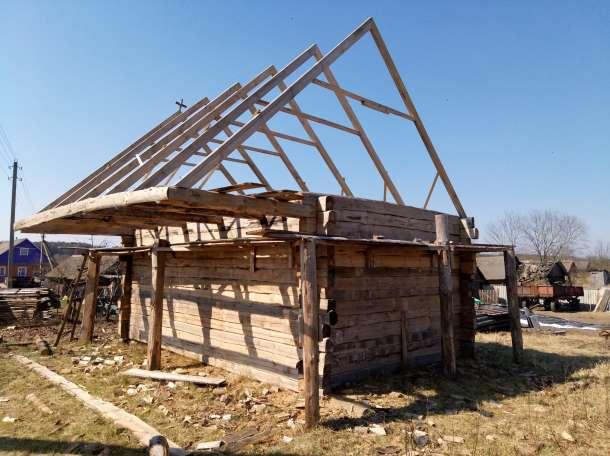 Продам новый сруб 4х6 для бани или загородного домика , фотография 1