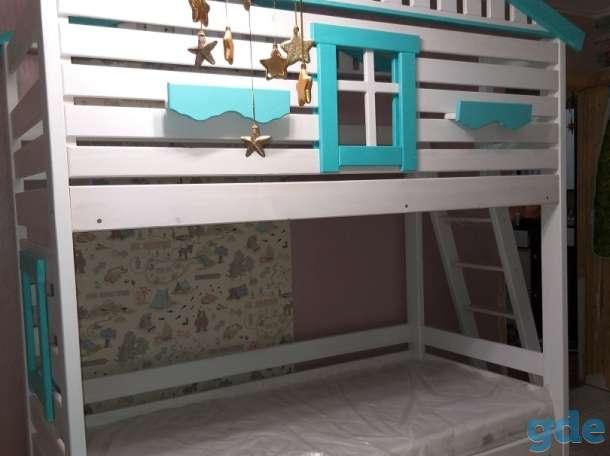 кровать чердак, фотография 1