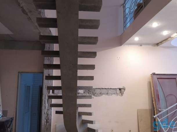 Бетонные лестницы, фотография 2