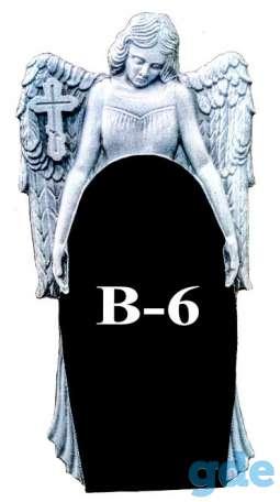 Резной памятник выполненный на фрезерном станке, фотография 1