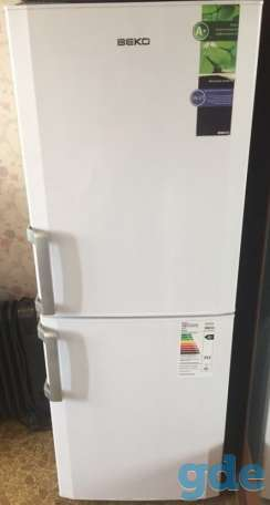 Холодильник-морозильник ВЕКО, фотография 1