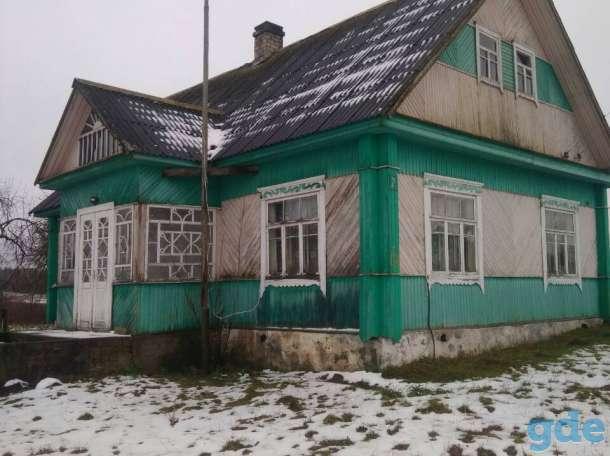 Дом в 7 км от Ошмян, Ошмянский р-н, д. Людвиковщина, фотография 1