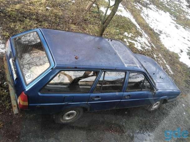 Volkswagen Passat B2 остатки запчастей, фотография 1