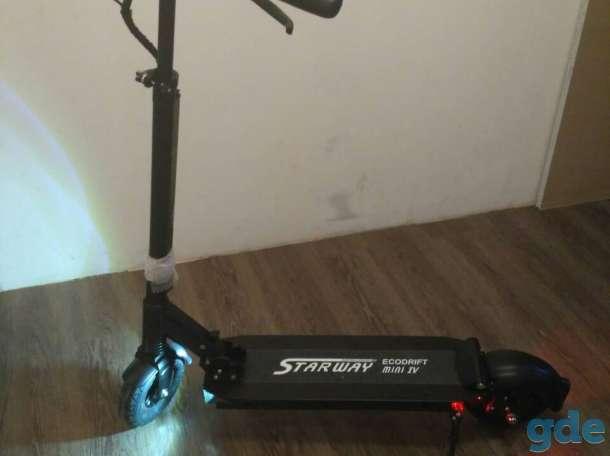 Электросамокат STARWAY MINI4, фотография 3