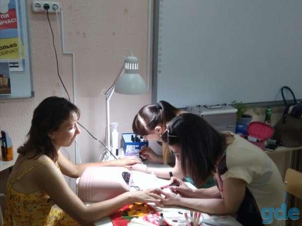 Курсы маникюра, педикюра и наращивания ногтей., фотография 1
