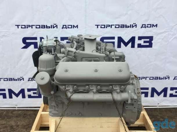 Двигатель ЯМЗ 236, фотография 1
