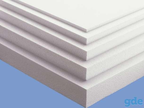 Пенопласт любой плотности и толщины, собственное производство и доставка., фотография 1