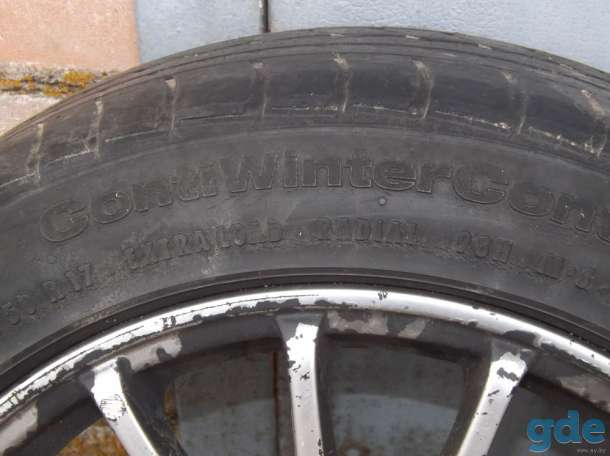 Диски с резиной для BMW R-17 4шт., фотография 6