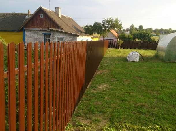 Забор Из Металлопрофиля Под Ключ В г.Копыль и Минской области!Гарантия!, фотография 5