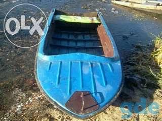 Лодка дюралевая Янтарь 2+NISSAN 15, фотография 1