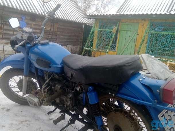 Мотоцикл Урал, фотография 8