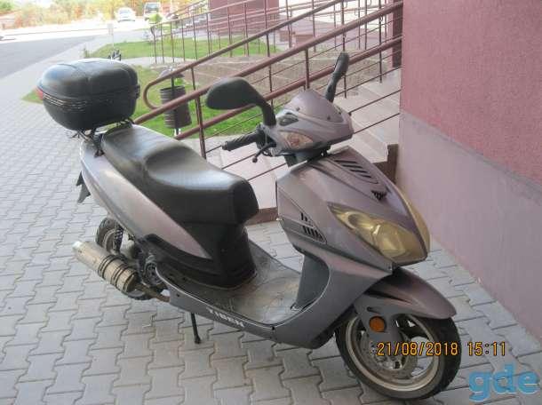 Скутер, фотография 1
