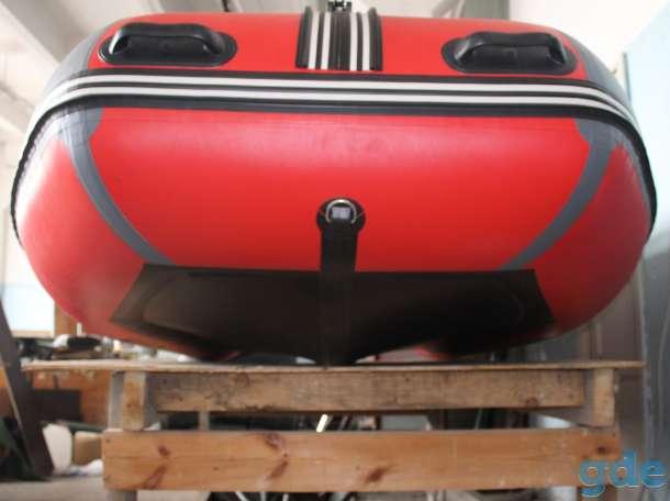 Килевая моторная надувная лодка Т360Р от производителя в Беларуси, фотография 8