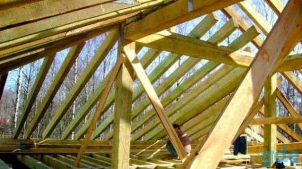 Монтаж кровли и ремонт крыши дома в Старых Дорогах, фотография 1