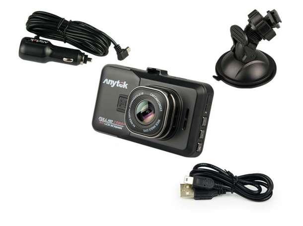 Видеорегистратор Anytek Full HD 1080P, фотография 5