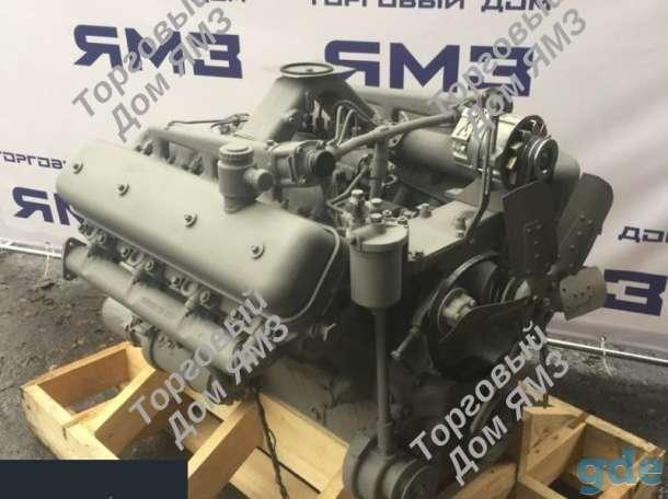 Двигатель ЯМЗ 238 М2, фотография 3