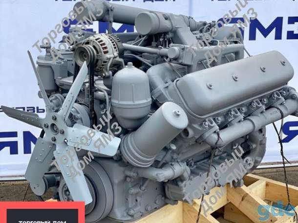 Двигатель ЯМЗ 7511, фотография 5