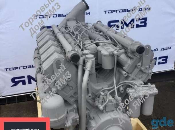 Двигатель ЯМЗ 240БМ, М2, фотография 6