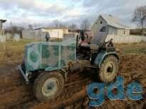 Продам самодельный трактор, фотография 8
