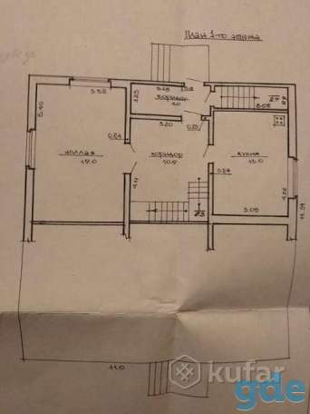 Продам 2-этажный дом., Сморгонский район улица Каминского, фотография 11