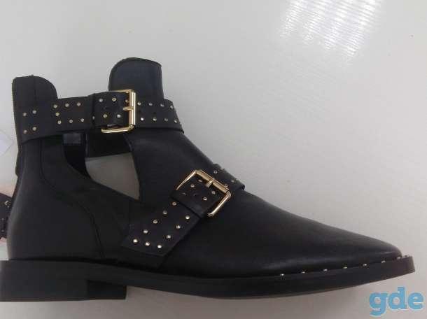 Ботинки stradivarius, фотография 2